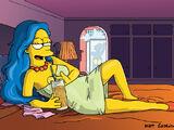 Imagens de Marge na Playboy caem na Rede