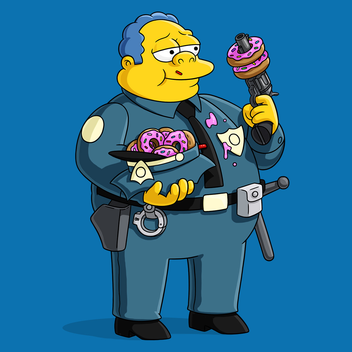 Image result for Chief Wiggum