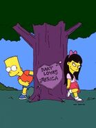 Bart's Girlfriend (Promo Picture)