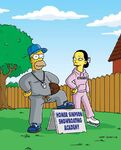 Homer and Ned's Hail Mary Pass Promo