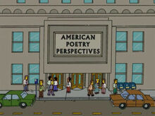 Perspectivas da poesia americana entrada