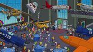 Springfield Museum of Flight interior