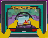 Distracted Driver
