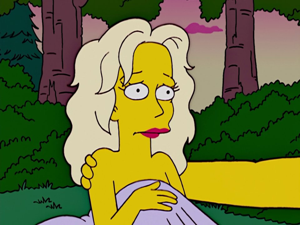 A star is born again simpsons wiki fandom powered by wikia - Marge simpson nud ...