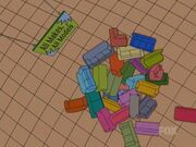 Marge's Son Poisoning (Couch Gag) 11