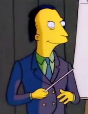 Chefe de Campanha Eleitoral do Sr. Burns