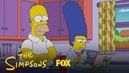 Ned Invites Homer To A Ballgame Season 28 Ep