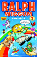 Ralph Wiggum Comics 1
