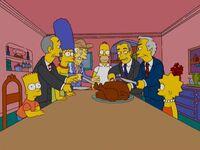 Kandydaci u Simpsonów