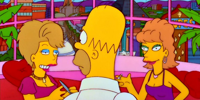 File:Homer and Vegas Wives.PNG