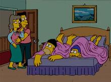 Homer marge sexo lovejoys