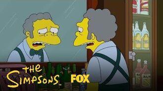 Moe Begins To Feel Lonely Season 29 Ep. 7 THE SIMPSONS
