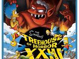 Simpson Horror Show XXIII