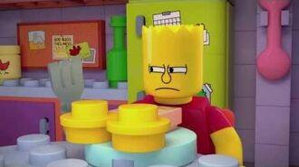 LEGO The Simpsons Brick Like Me Trailer