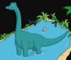 0007 Brachiosaurus The Simpsons
