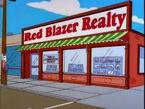 Agence Le blazer rouge