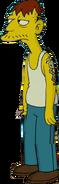 Cletus Spuckler in The Simpsons Movie