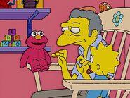 Simpsonsticklemeelmo