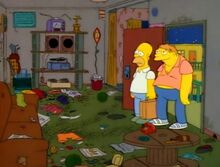 Apartamento do barney homer 1