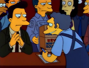 Moe przyjmuje dostawę