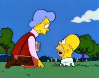 Mother Simpson