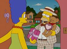 Marge amnesia homer conquista