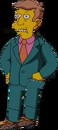 Seymour Skinner in The Simpsons Movie
