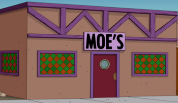 Moe's Tavern | Simpsons Wiki | FANDOM powered by Wikia