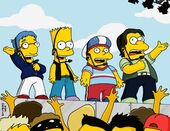 Bart et son boys band