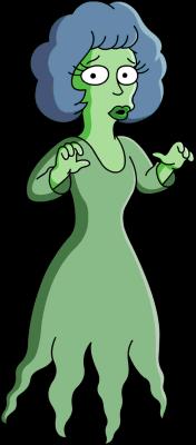 Maudesghost