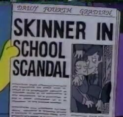 School Scandal