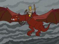 Dragon LOTR