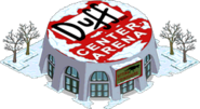 Duff Center Arena Tapped Out