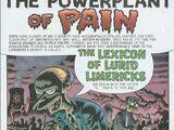 The Lexicon of Lurid Limericks