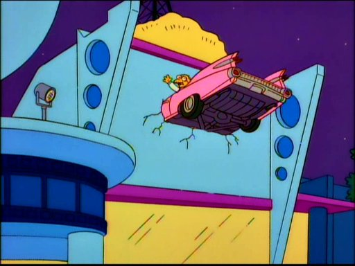 Planet Hype 50 S Car Simpsons Wiki Fandom Powered By Wikia