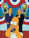 Treehouse of Horror VII (Promo Picture)