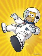 Homer dans l'espace