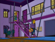 Mrs. krabappel's apartment