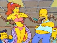 Nocny wypad Homera