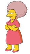 Patty Original Hair