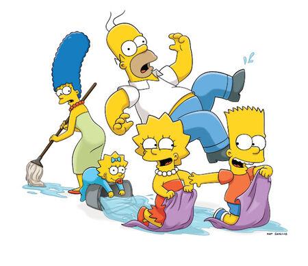 Simp Simpsons 2012Gen 2013 FNflat