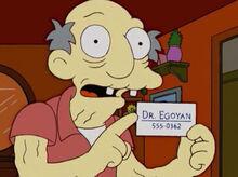 Asa cartão dr egoyan
