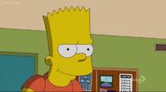 Bart smile Evilly
