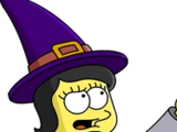 Blocko Angelica Button