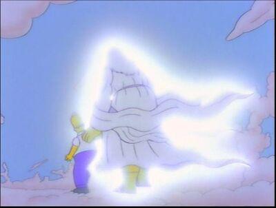Homer e Deus