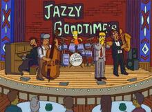 Jazzy goodtimes bart profissionais