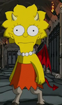 Lisa simpson-treehouse xxv