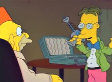 Prof frink 02x17 first abe