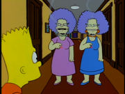 THOH V-The Shinning-patty and selma-