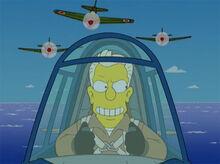 Cyrus simpson 2 guerra aviões